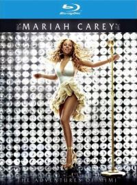 Cover Mariah Carey - The Adventures Of Mimi [DVD]